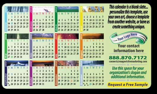 Calendar Design Png : Calendar magnet quot