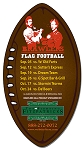 Football Shape Magnet - 3